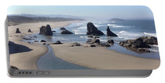 Oregon Coast Sea Stacks Portable Battery Charger
