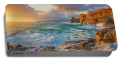Portable Battery Charger featuring the photograph Oregon Coast Wonder by Darren White
