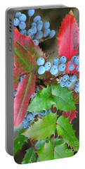 Oregon Grape Portable Battery Charger