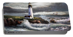 Oregon Lighthouse Beam Of Hope Portable Battery Charger