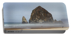 Oregon Rocks  Portable Battery Charger by Tom Janca