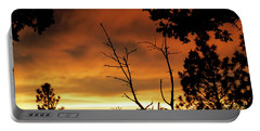 Oregon Sunset Portable Battery Charger