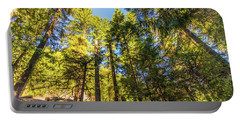 Portable Battery Charger featuring the photograph Oregon Trees by Jonny D
