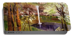 Oregon Waterfall Portable Battery Charger