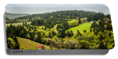 Oregon Wine Country Portable Battery Charger