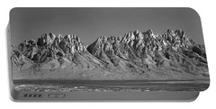 214878-organ Mountains Panorama     Portable Battery Charger