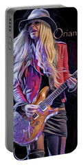 Orianthi Portable Battery Charger