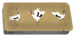 Oriental Cranes Portable Battery Charger