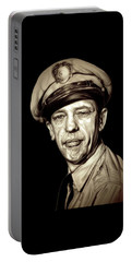 Original Barney Fife Portable Battery Charger