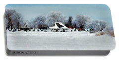Orillia Winter Portable Battery Charger