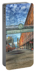 Oriole Park At Camden Yards - Eutaw Street Gate Portable Battery Charger