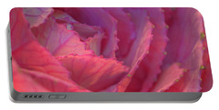 Portable Battery Charger featuring the photograph Ornamental Pink by Roy McPeak