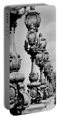 Ornate Paris Street Lamp Portable Battery Charger