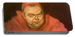Orson Welles As Cardinal Wolsey Portable Battery Charger