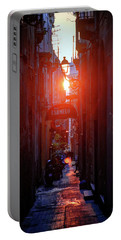 Ortygia Sunset Portable Battery Charger