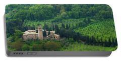 Orvieto Castle Portable Battery Charger