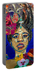 Oshun Blooming Portable Battery Charger