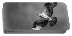 Portable Battery Charger featuring the photograph Osprey 2017-4 by Thomas Young