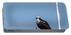 Osprey Having Lunch Portable Battery Charger