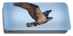 Osprey In Flight Portable Battery Charger by Paul Freidlund