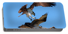 Osprey Mating Dance Portable Battery Charger