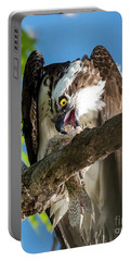 Osprey With Prey Portable Battery Charger