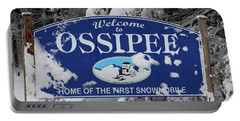 Ossipee Nh Portable Battery Charger