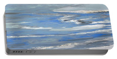 Ottawa River Abstract Portable Battery Charger