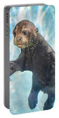 Otter Cuteness Portable Battery Charger