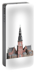 Oude Church, Amsterdam Portable Battery Charger