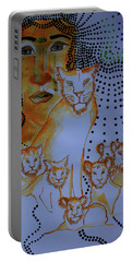 Our Lady Portable Battery Charger