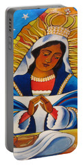 Our Lady Of Altagracia - Nuestra Senora De Altagracia - Mmola Portable Battery Charger