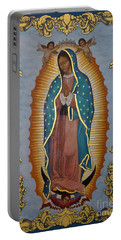 Our Lady Of Guadalupe - Lwlgl Portable Battery Charger