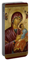 Our Lady Of Perpetual Help - Rloph Portable Battery Charger