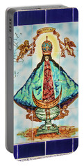 Our Lady Of San Juan IIi Portable Battery Charger