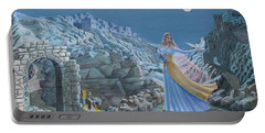 Our Lady Queen Of Peace Portable Battery Charger