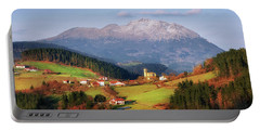 Our Little Switzerland Portable Battery Charger