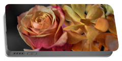Portable Battery Charger featuring the photograph Our Passion by Diana Mary Sharpton