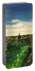 Out On A Limb Portable Battery Charger