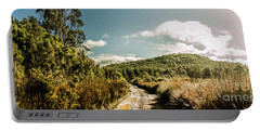 Outback Country Road Panorama Portable Battery Charger