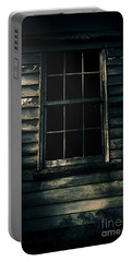 Portable Battery Charger featuring the photograph Outback House Of Horrors by Jorgo Photography - Wall Art Gallery