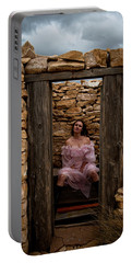 Outdoor Outhouse Portable Battery Charger