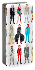 Outfits Of Bowie Portable Battery Charger