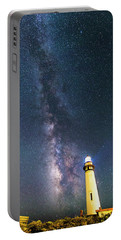 Portable Battery Charger featuring the photograph Outshining The Day by Alex Lapidus