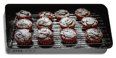 Oven Fresh Cupcakes Portable Battery Charger