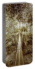 Over Australian Native Forests Portable Battery Charger