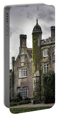 Overgrown Mansion Portable Battery Charger