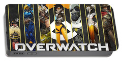 Overwatch Portable Battery Charger