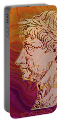 Portable Battery Charger featuring the digital art Ovid by Asok Mukhopadhyay