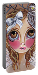 Owl Angel Portable Battery Charger